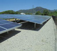 北九州市野面発電所